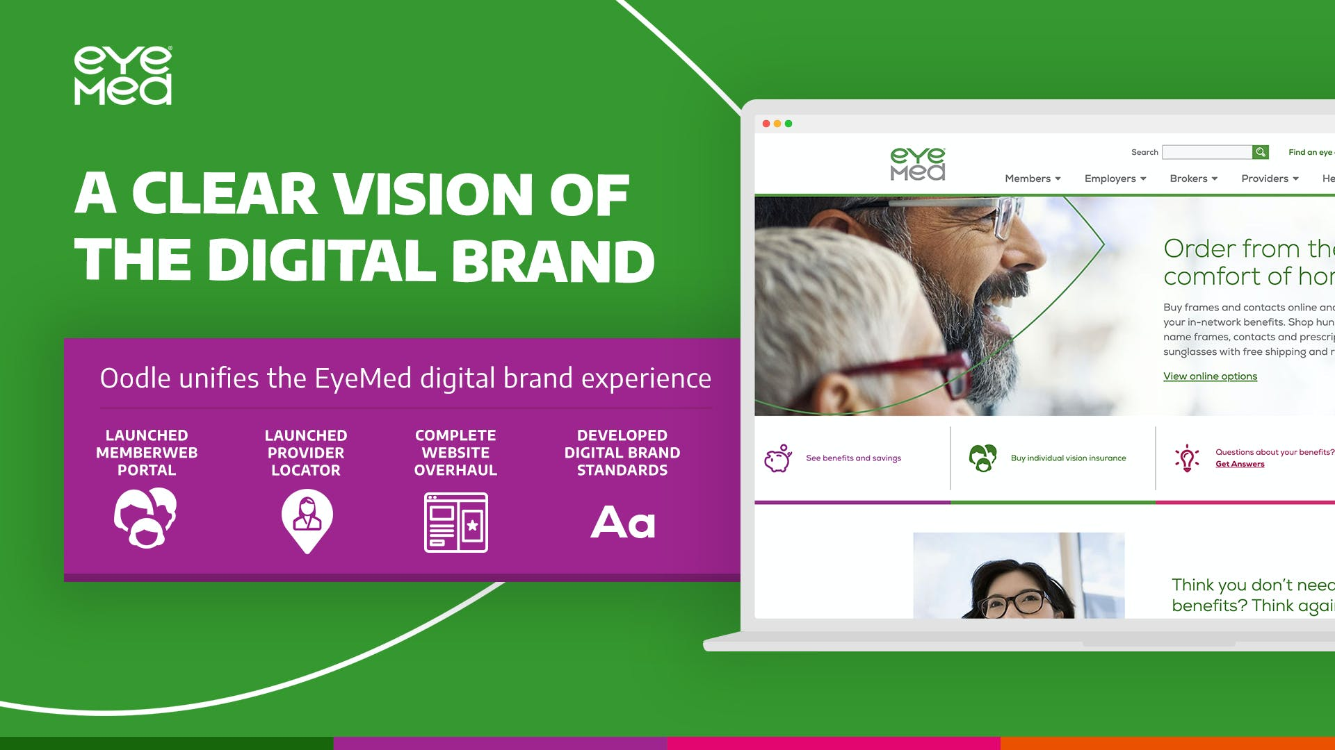 EyeMed - A clear vision of the digital brand