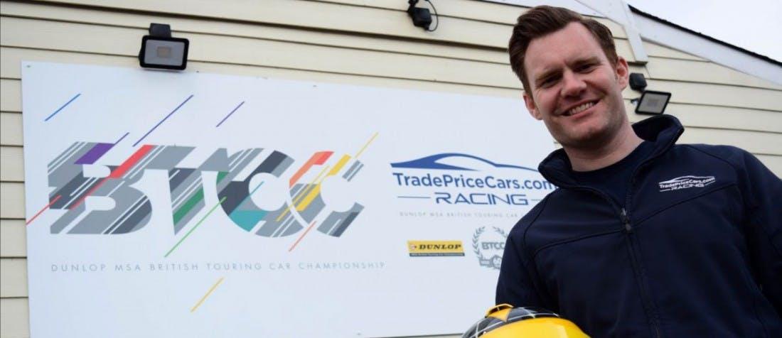 Mini challenge champion James Gornall completes Trade Price...