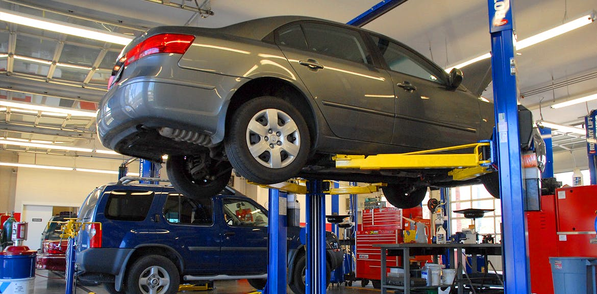 What you will find when you next go for an MOT or service?