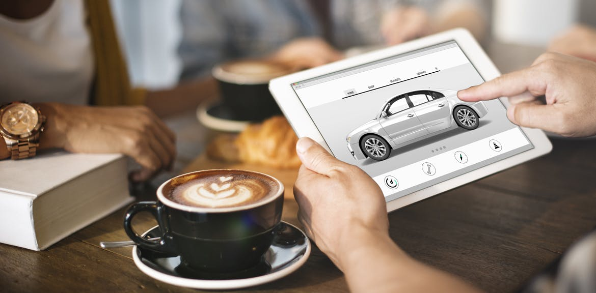Car buying – will 'click and deliver' be the new way in?