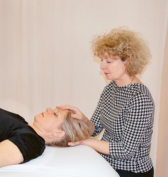 Craniosacral-Therapie