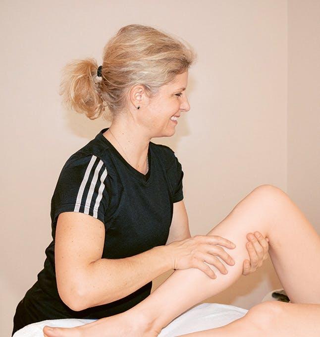 Lymphologische Physiotherapie