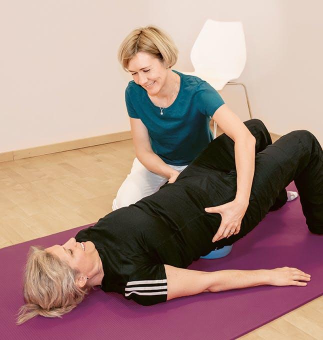 Urogynäkologische Physiotherapie