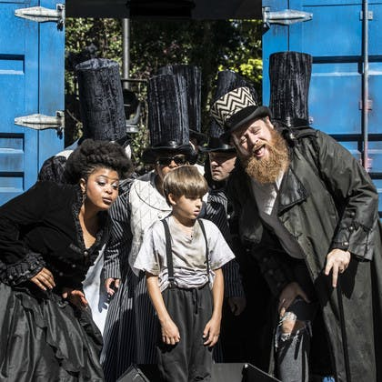 Fly Davis in Oliver Twist created for everyone aged six and over
