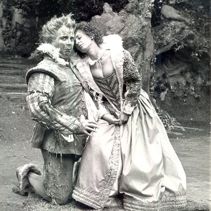 David Conville in A Midsummer Night's Dream