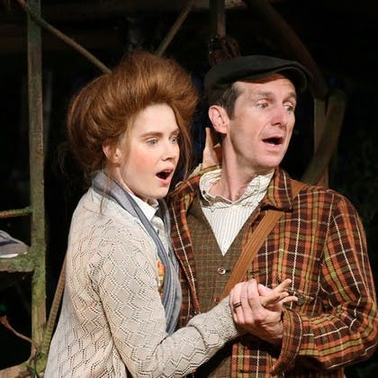 Ellen Harvey in Into the Woods New York