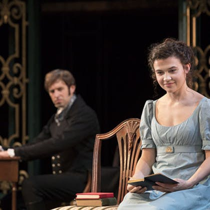 Benjamin Dilloway in Pride and Prejudice (& Tour)