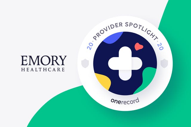 Emory Healthcare 2020 provider spotlight