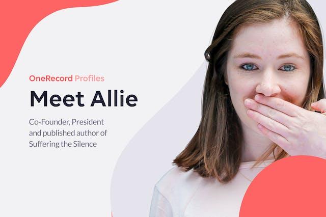 Allie Cashel - Banner Image - OneRecord Profiles