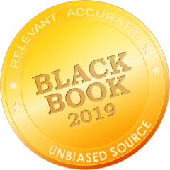 Black Book 2019 Award