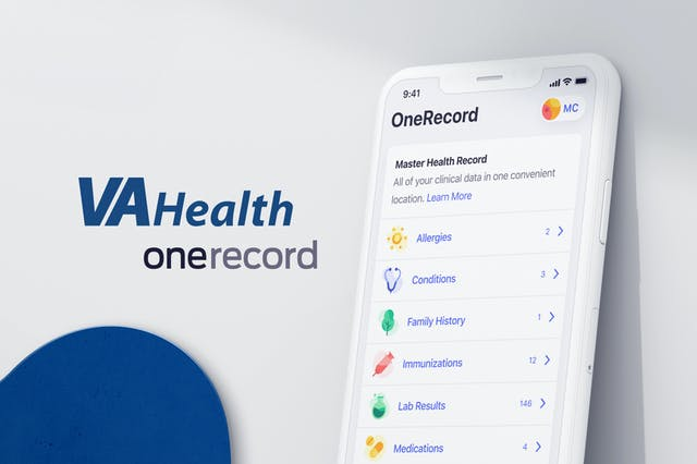 OneRecord Helps Veterans Get Their Medical Records in One Place