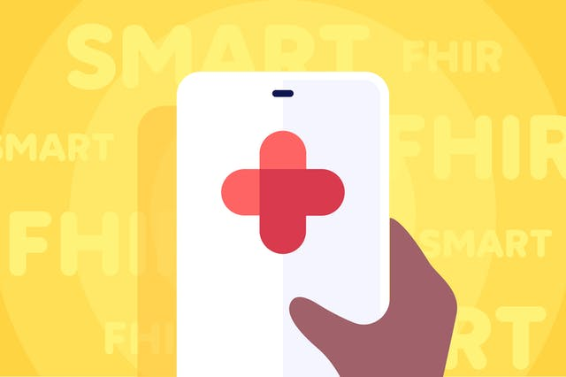 FHIR + SMART Mobile Phone