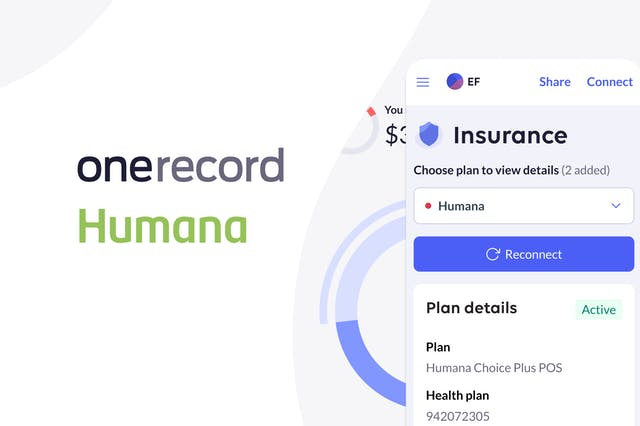 Members From Any Humana Health Plan Can Now Access Claims Data via OneRecord
