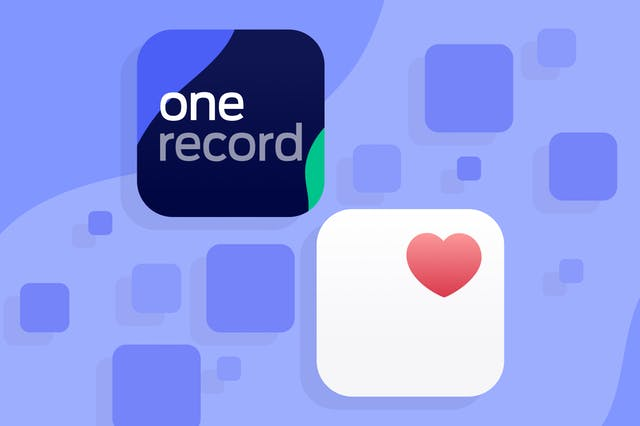 How is OneRecord Different Than Apple Health?