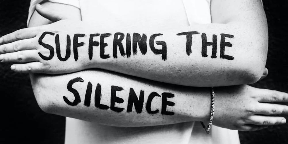 Suffering the Silence poster