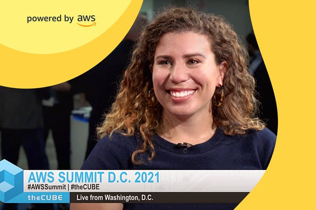 OneRecord's Jennifer Blumenthal joined AWS's Sandy Carter to speak with John Furrier at the AWS Health Summit 2021.