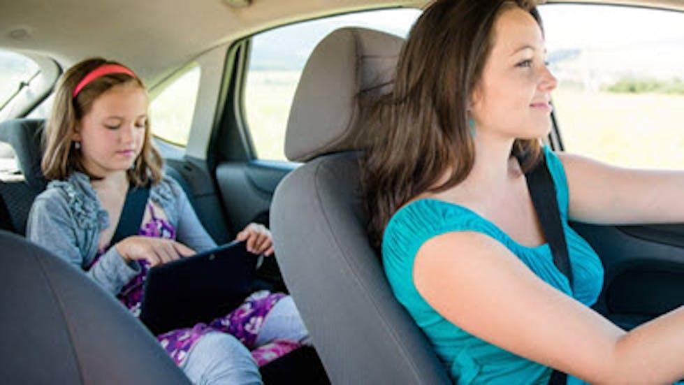 Activités pour enfant en voiture