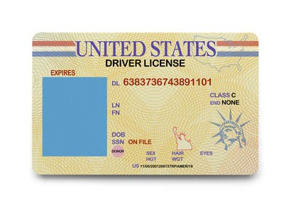 Permis de conduire international : états-unis