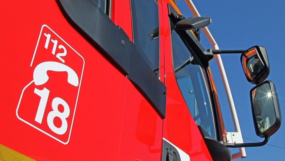 Les differents numeros de telephone des pompiers a contacter en cas d'accident de la route