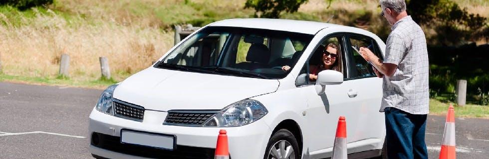 Inspecteur du permis de conduire