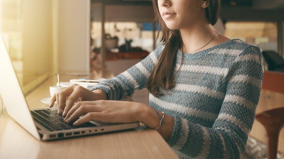Candidate s'inscrivant en ligne