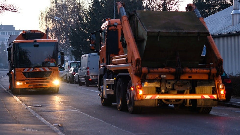 Vehicules lents circulant en agglomeration