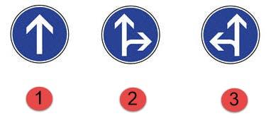 Première série de panneaux d'obligation