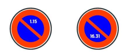 Panneaux De Stationnement Gratuit Payant Interdit Ornikar