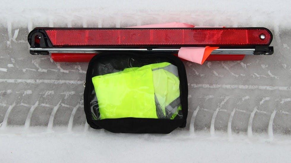 Kit de securite pour les automobilistes