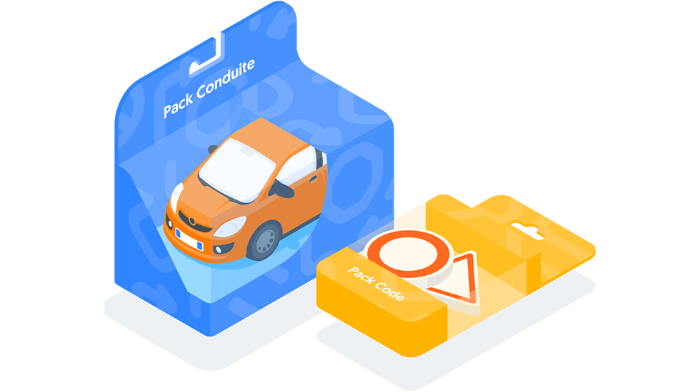 Offres code et conduite de l'auto-ecole en ligne Ornikar
