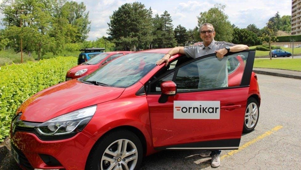 Interview de l'enseignant de la conduite Alain a Grenoble