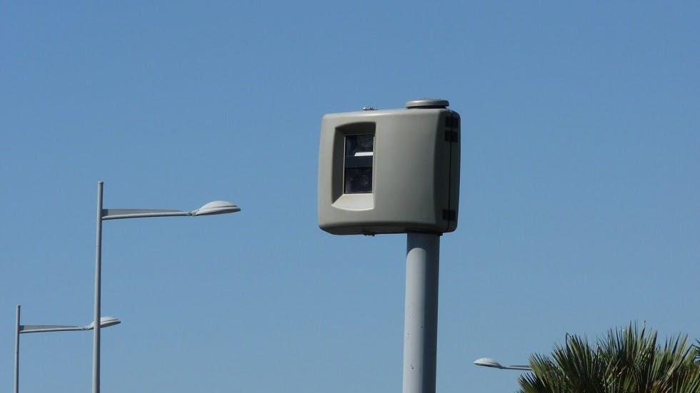 Radar de feu rouge