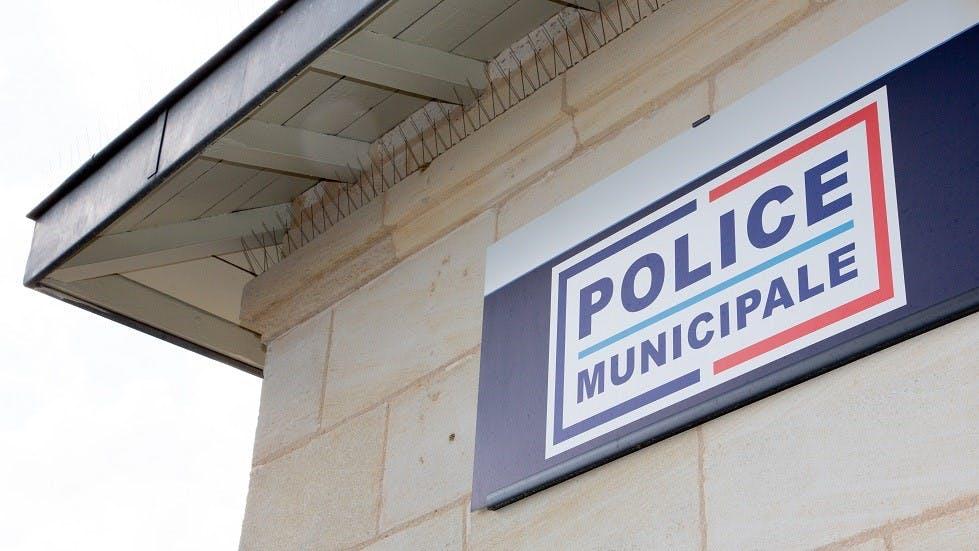 Locaux de la police municipale