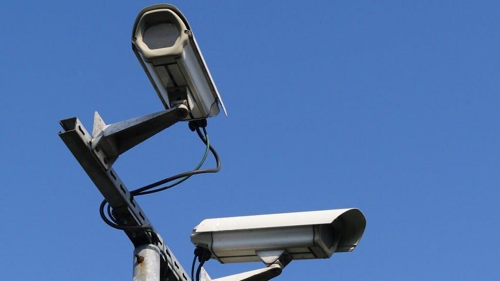 Camera de securite utilisees dans le cadre de la video verbalisation