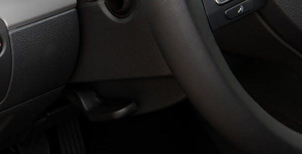Commande de réglage du volant