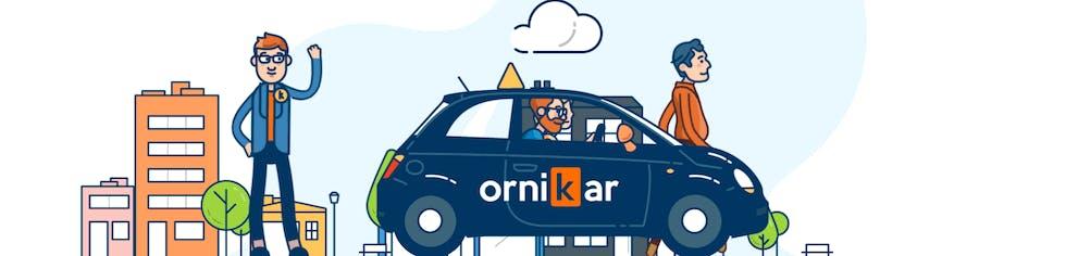 L'auto-école en ligne Ornikar à Lyon