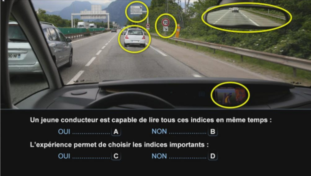 Question du code de la route
