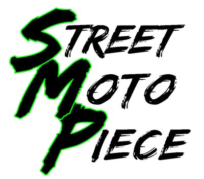 Logo Street Moto Piece