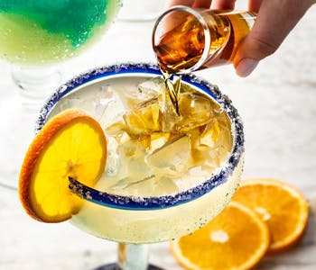 Gold Tequila Meltdowns only $1 on Cinco