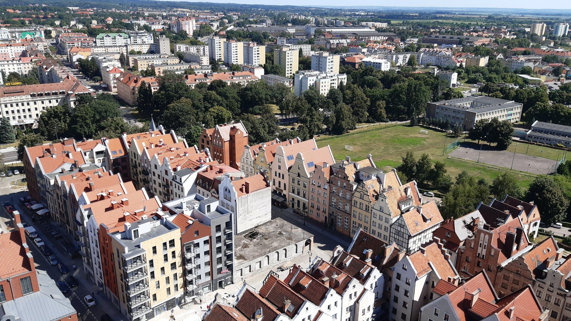 Dane Otodom 2021: ceny w Elblągu idą w górę