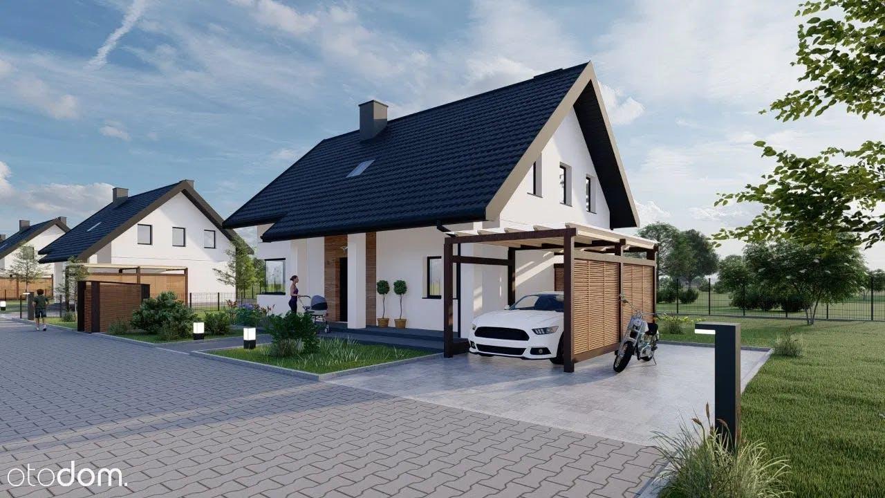 Domy na Polanie – zamieszkaj blisko przyrody w podkrakowskich Wołowicach