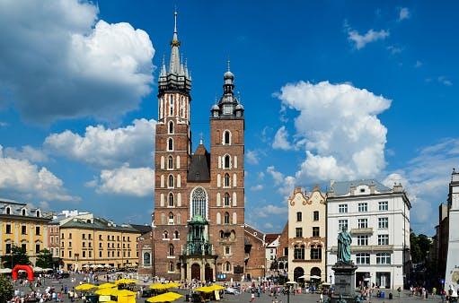 Mieszkańcy wybrali najlepszą dzielnicę Krakowa