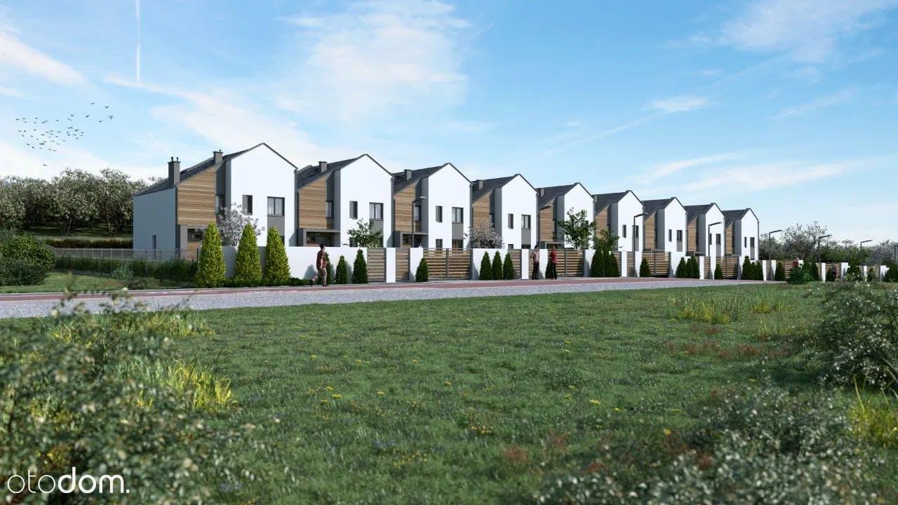 Inwestycja Enklawa nad Jeziorem – nowe domy w pobliżu Poznania