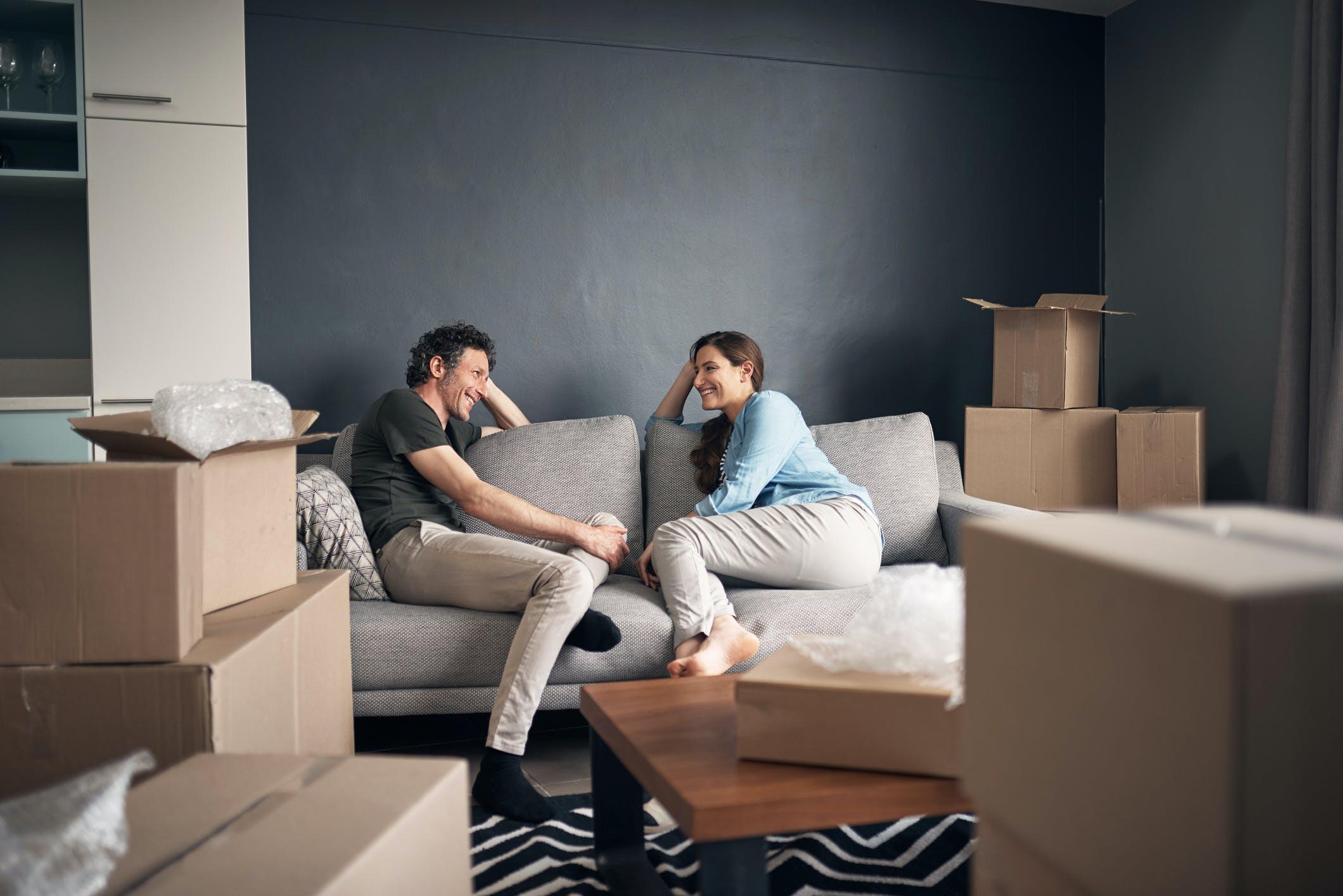 Pierwsze mieszkanie bez pośpiechu