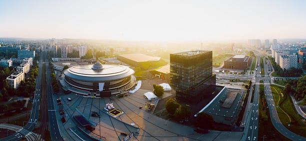 Najlepsza dzielnica Katowic
