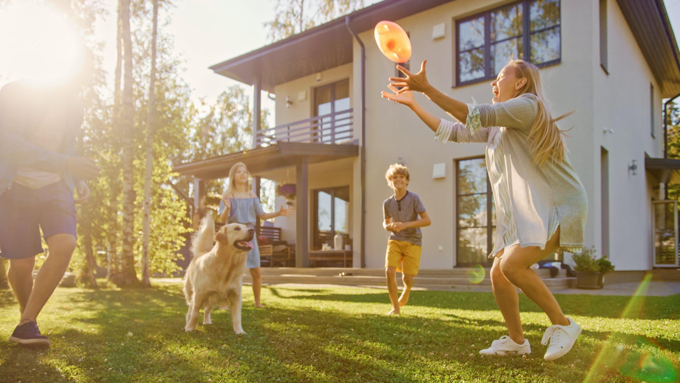Szczęśliwy dom... czyli jaki? Badania Otodom i SWPS Innowacje.