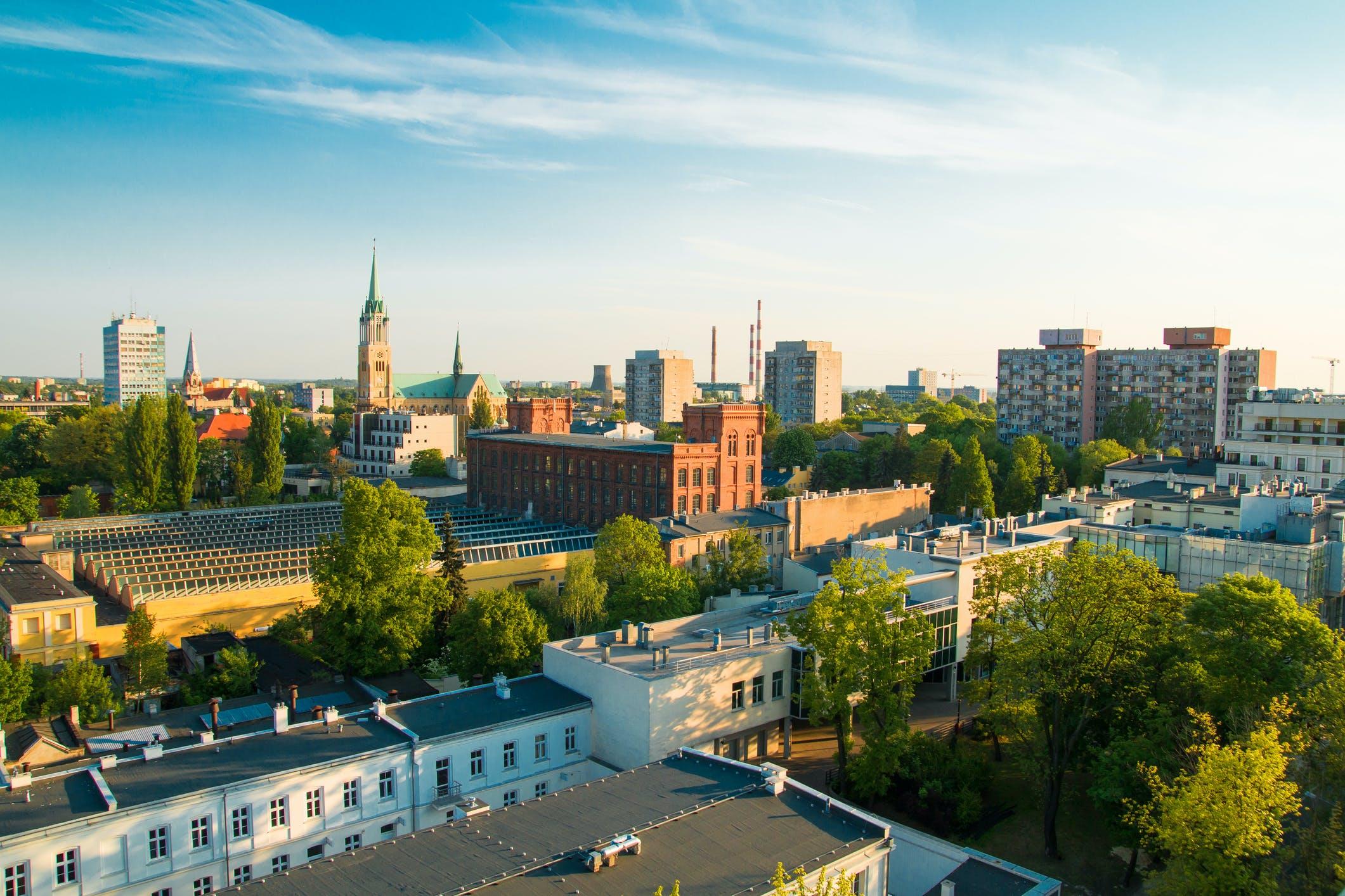 Łódź: Okolica decyduje o cenach nieruchomości