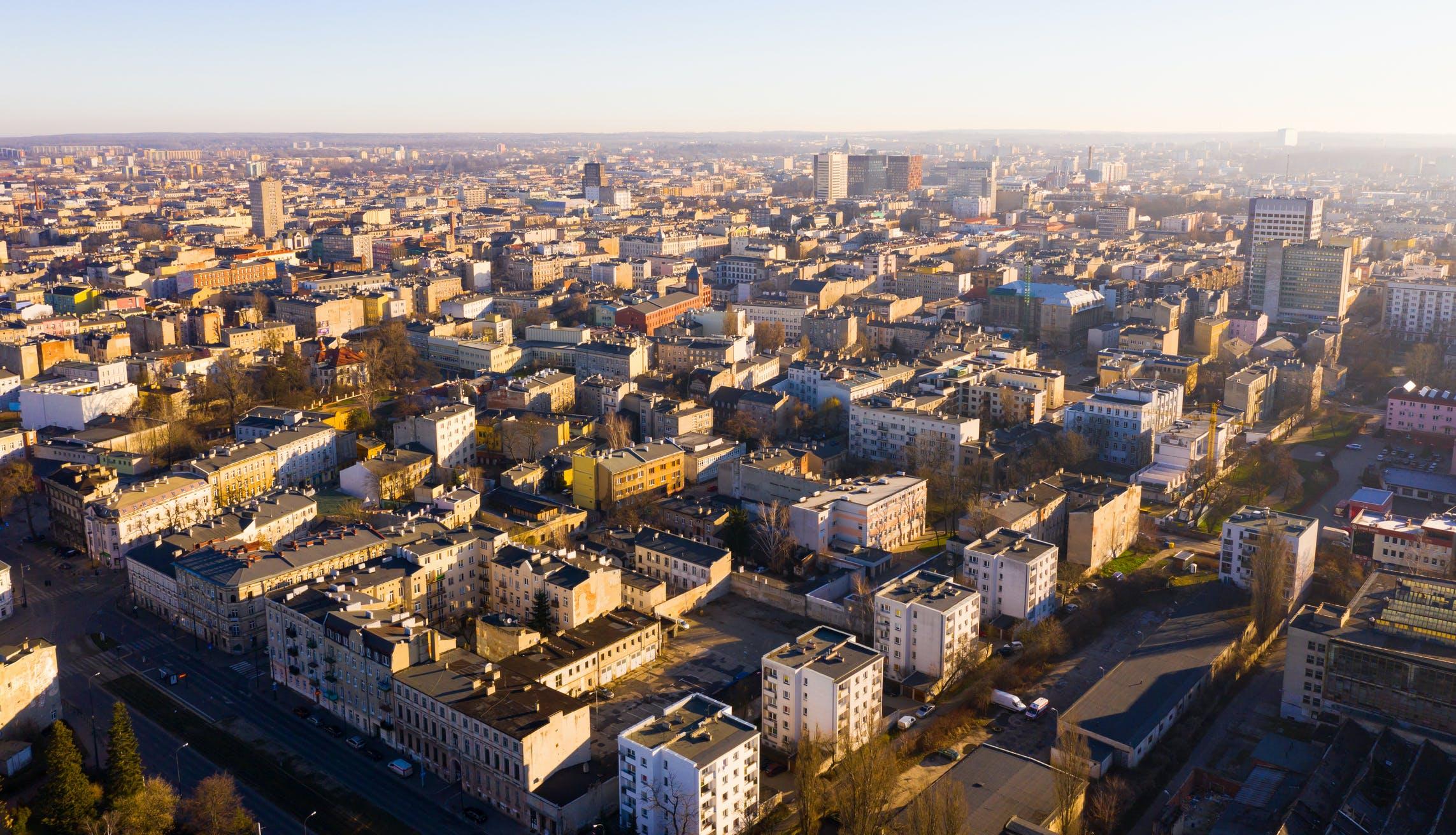 Dane Otodom 2021: ceny domów w Łodzi zaskakują