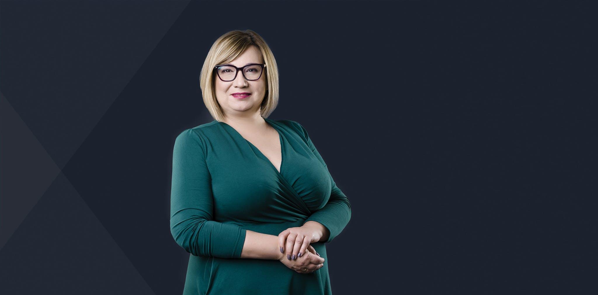 Lider Nieruchomości Otodom 2020, Pośrednik Roku: Katarzyna Czerwiak, grupa.pro