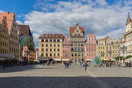 Wrocław zwycięzcą X edycji Rankingu Miast